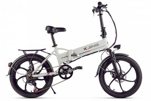 Велогибрид Kjing GT Белый