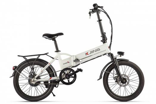 Велогибрид Kjing Single Белый