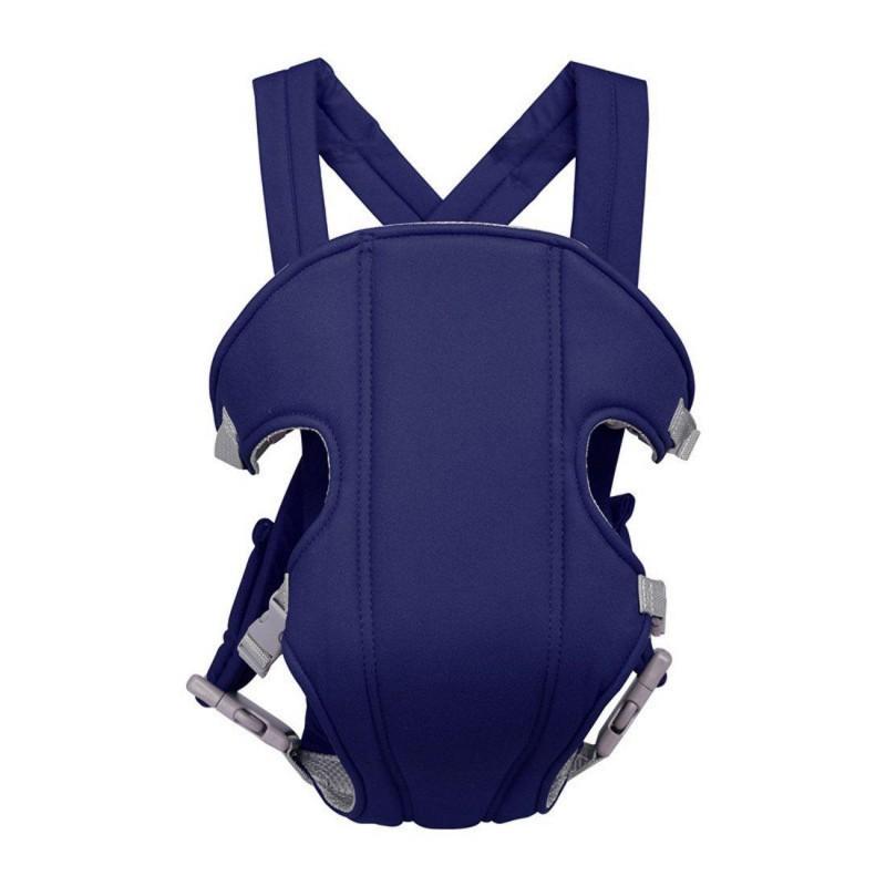 Рюкзак-кенгуру для детей от 3 до 16 месяцев,Цвет Синий