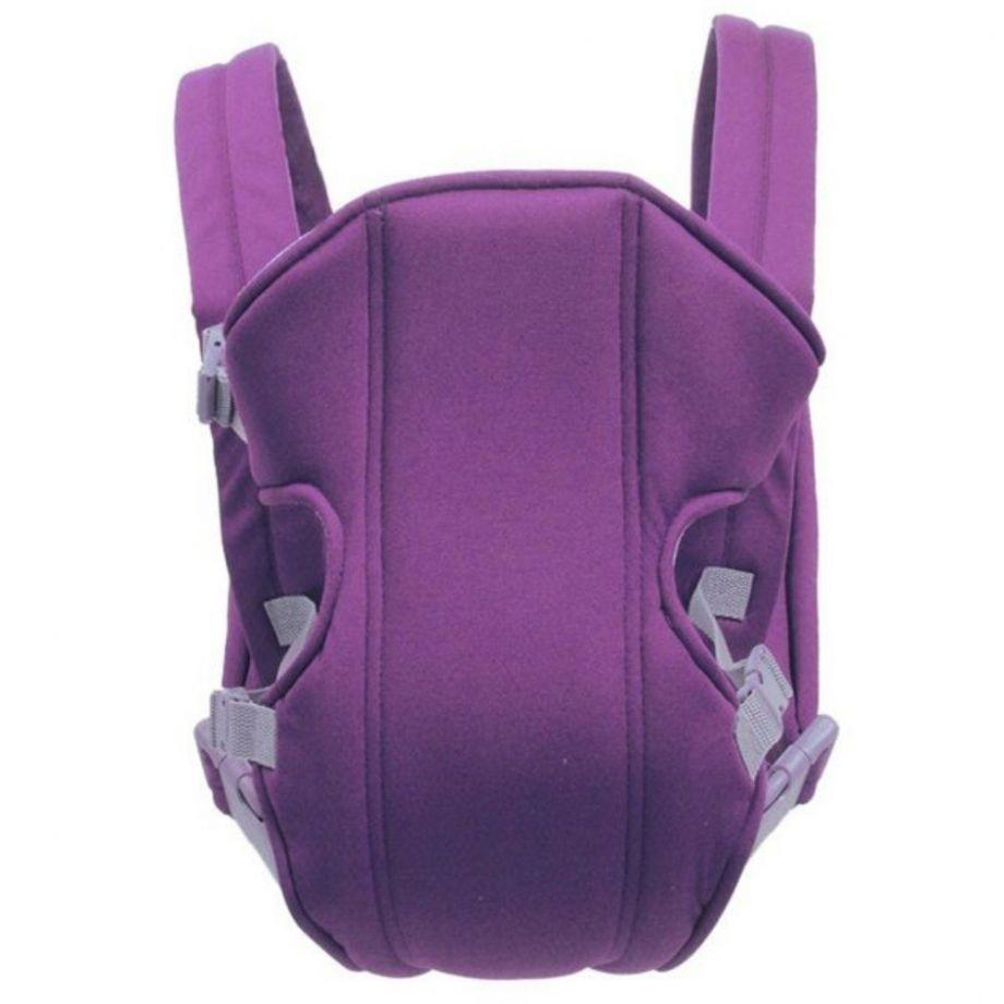 Рюкзак-кенгуру для детей от 3 до 16 месяцев,Цвет Сиреневый