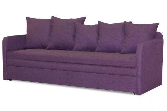 Софа Трио 2 фиолетовый