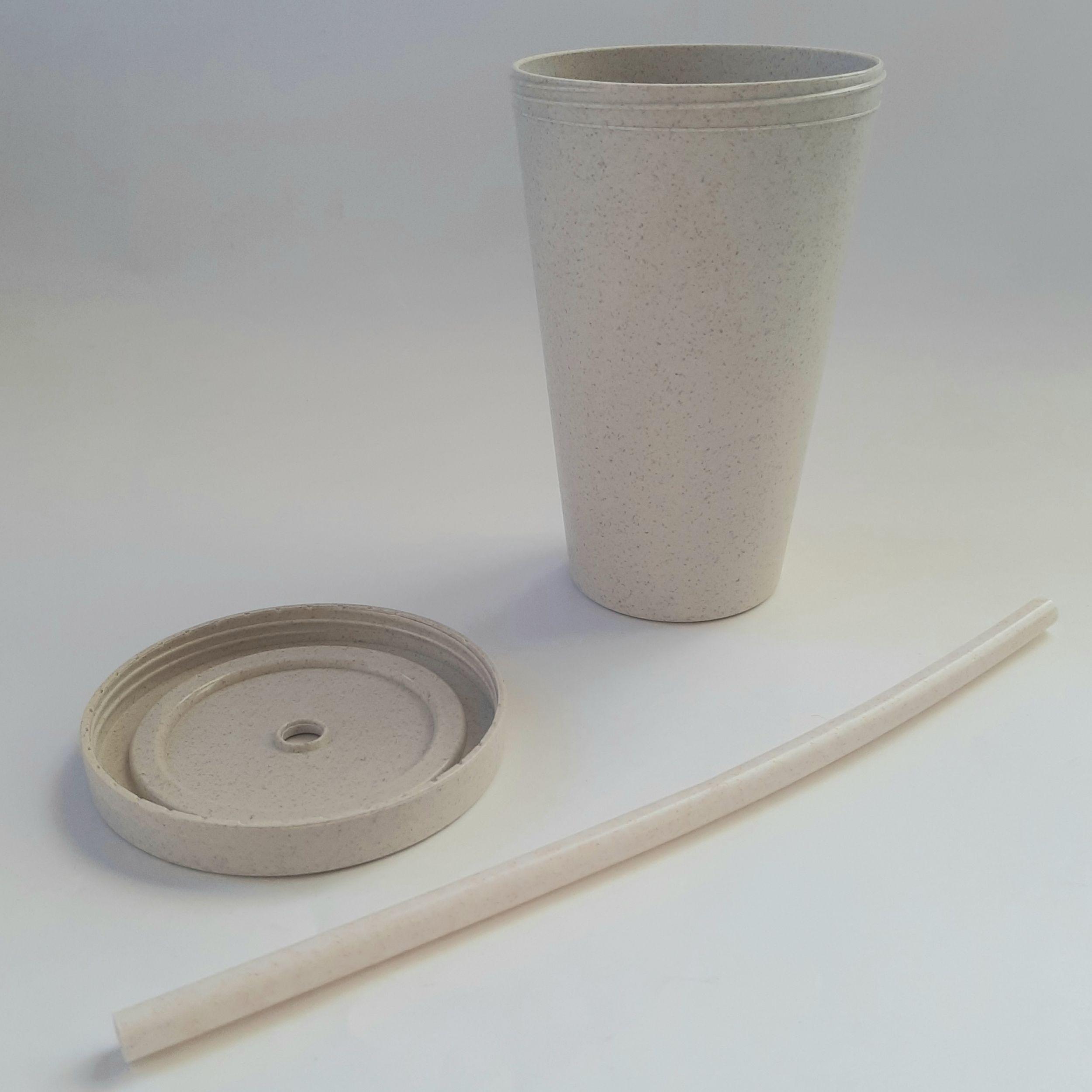 стаканы из бамбука