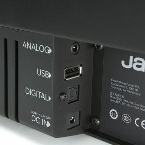 Саундбар Jamo SB 40 Black CE