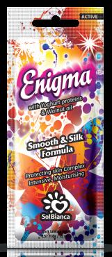 Крем для солярия Enigma, 15 мл. (протеины йогурта)