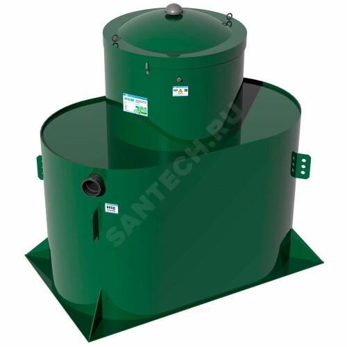 Установка очистки сточных вод Alta BIO 5 Alta Group