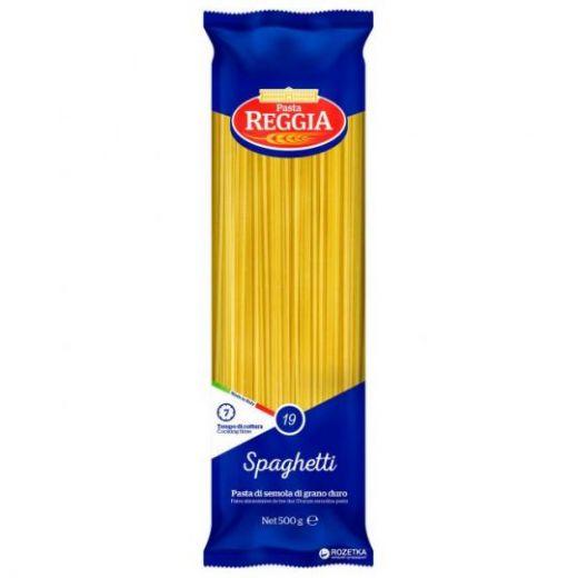 Макароны Pasta Reggia 19 Spaghetti Спагетти 500