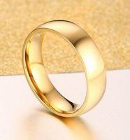 Обручальное кольцо 6 мм