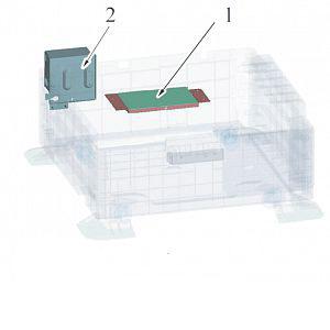 MK-734 Кит для установки нагревателя