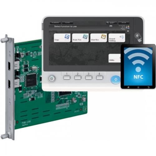 EK-609 USB порт с bluetooth для печати с телефона