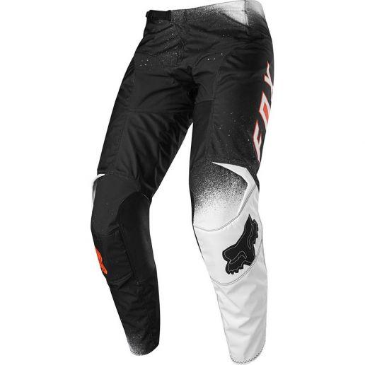 Fox 180 BNKZ Special Edition Youth Black штаны для мотокросса подростковые, черные