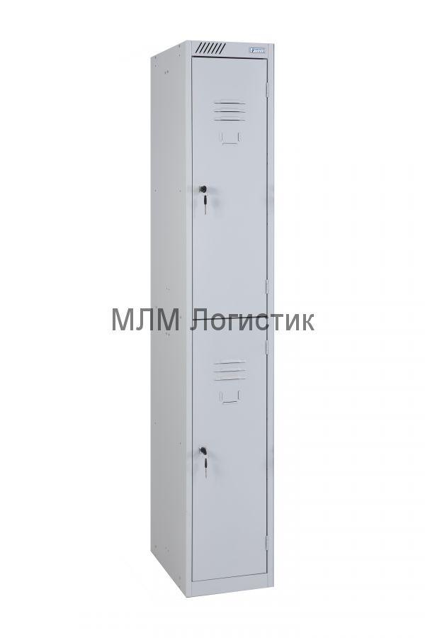 Металлические шкафы для одежды серии ШРС-12