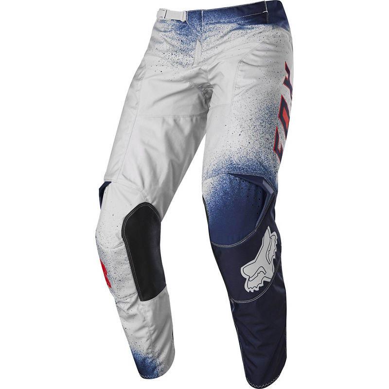 Fox 180 BNKZ Special Edition Grey штаны для мотокросса, серые