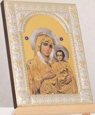 Икона Иерусалимская икона Божией Матери (18х24см)