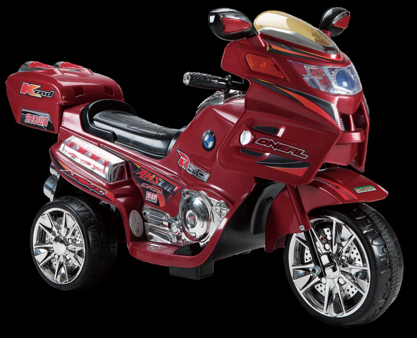 Детский электромобиль (2020) HL219 (6V) Красный