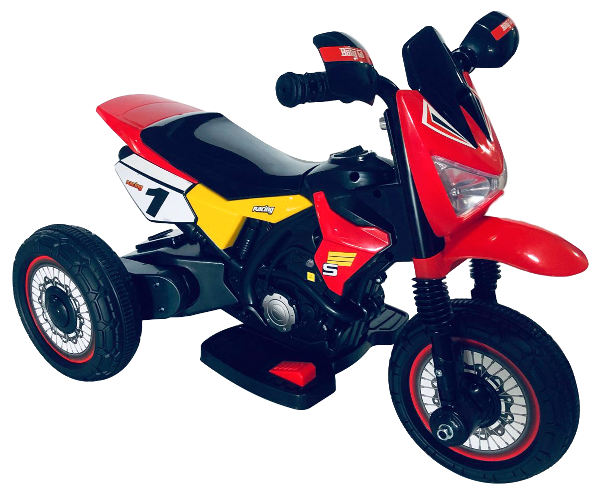 Детский электромобиль (2020) GTM2288-A (6V, колесо пластик) Красный