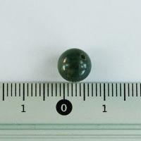 Бусина из халцедона шар 8 мм