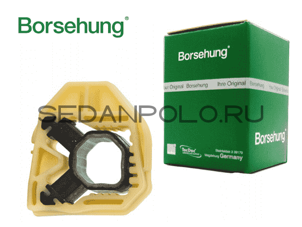 Подушка кронштейн радиатора боковая (телевизора) Borsehung