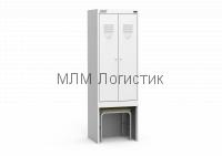 шкафы для одежды серии ШРК-22 ВСК800