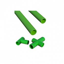 Перемычки для дуг15 шт - 1м + 6тройник, 12 крестовина