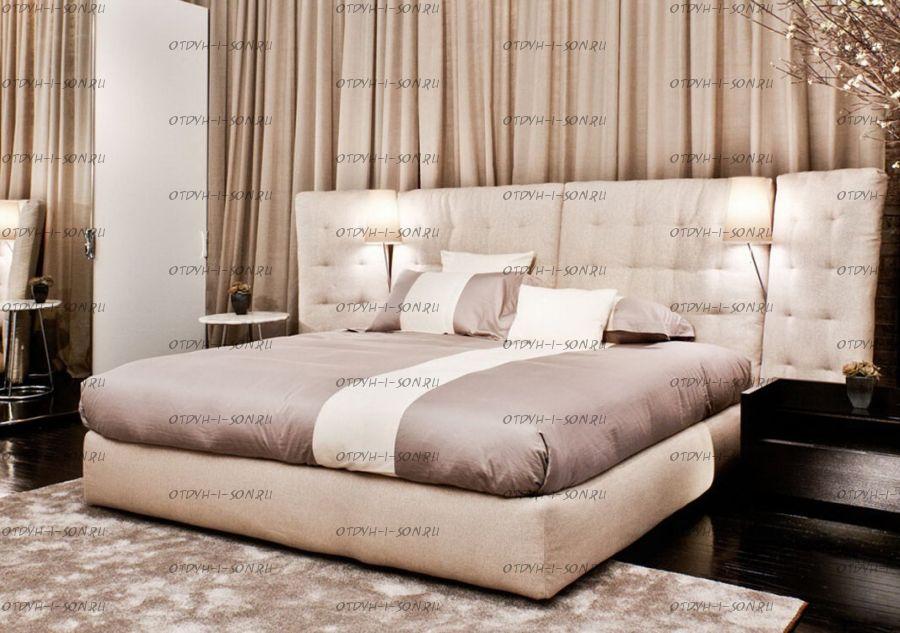 Кровать Латте 2 б/о