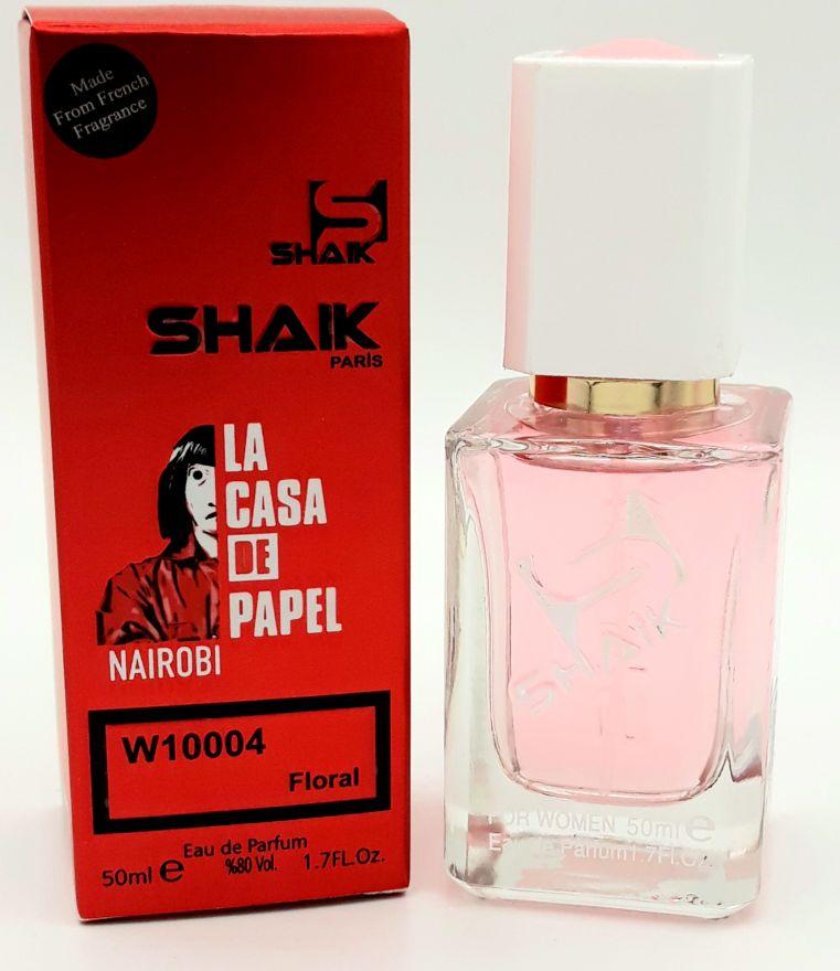 "SHAIK W 10004 (La Casa De Papel ""Nairobi"")"