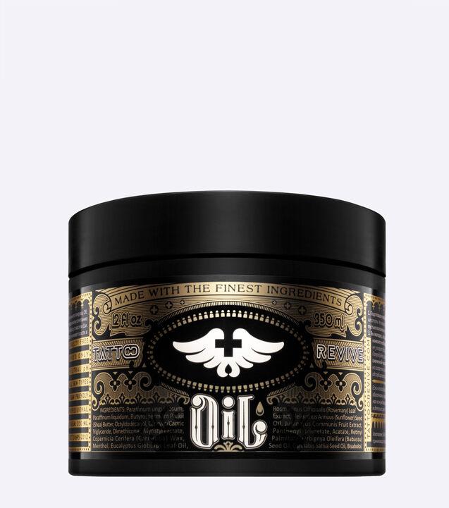 TATTOO REVIVE защитный гель для татуировки OIL, 350ML