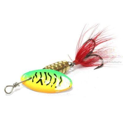 Блесна вращающаяся Sprut Rindo Spinner #2 / 6 гр / цвет: FT