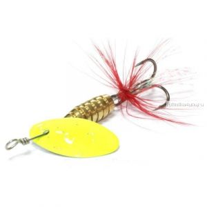 Блесна вращающаяся Sprut Rindo Spinner #2 / 6 гр / цвет: T