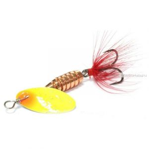 Блесна вращающаяся Sprut Rindo Spinner #2 / 6 гр / цвет: TO