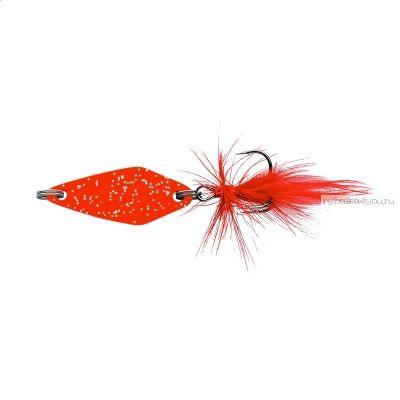 Блесна колеблющаяся Sprut Mihiko Micro Spoon 30мм / 4 гр / цвет: OSH