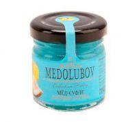 Крем-мёд Медолюбов голубая лагуна 40мл
