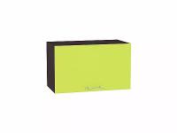 Шкаф верхний Валерия ВГ600 (лайм глянец)