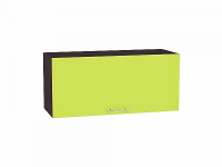 Шкаф верхний Валерия ВГ800 (лайм глянец)