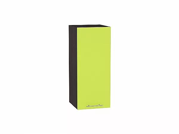 Шкаф верхний Валерия В300 (лайм глянец)