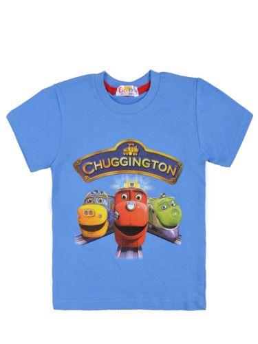 Футболка детская Chaggington 1-4 лет №BT017