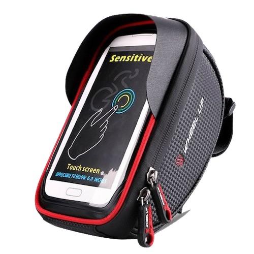 Водозащитный держатель-сумка, крепление на руль
