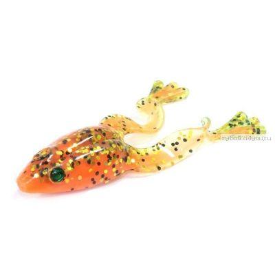 Мягкая приманка Sprut Mittsu Frog 60 мм / 5 гр / упаковка 5 шт / цвет: CRT