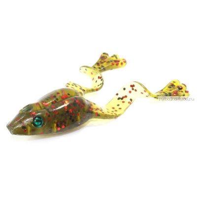 Мягкая приманка Sprut Mittsu Frog 60 мм / 5 гр / упаковка 5 шт / цвет: ORS