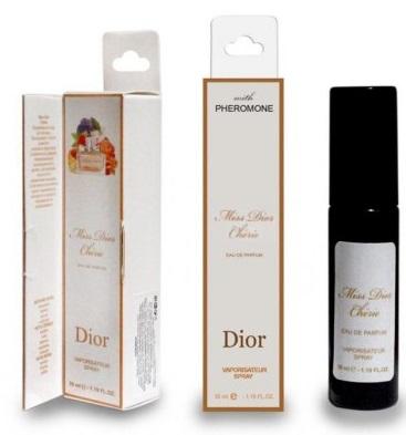 Духи с феромонами 35мл Christian Dior Miss Dior Cherie for women