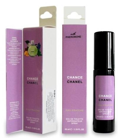 Духи с феромонами 35мл Chanel Chance Eau FRAICHE for women