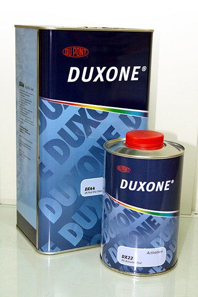 Акриловый лак Duxone DX44 4 л.