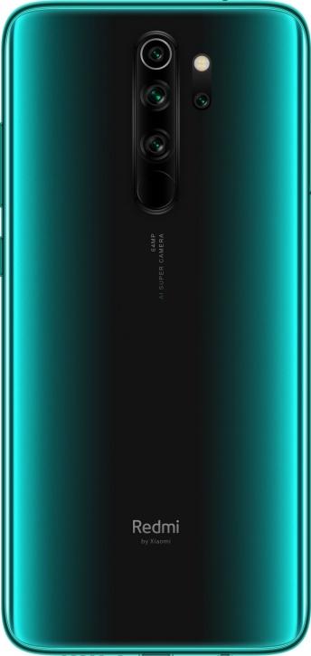 Xiaomi Redmi Note 8 Pro 64GB (зеленый)