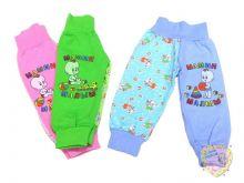 Штаны с широкой резинкой A-ST810-ITnk Мамин Малыш | OPTMM.RU