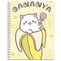 Тетрадь Bananya