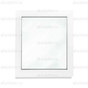 """Пластиковое окно 600х600 без открывания (""""глухое"""")"""