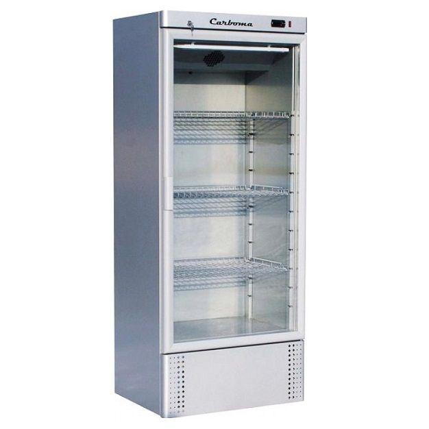Шкаф холодильный Полюс V560C Carboma