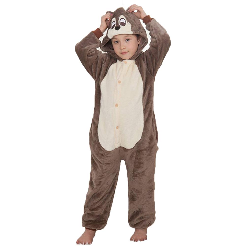 Детская Пижама Кигуруми Белка