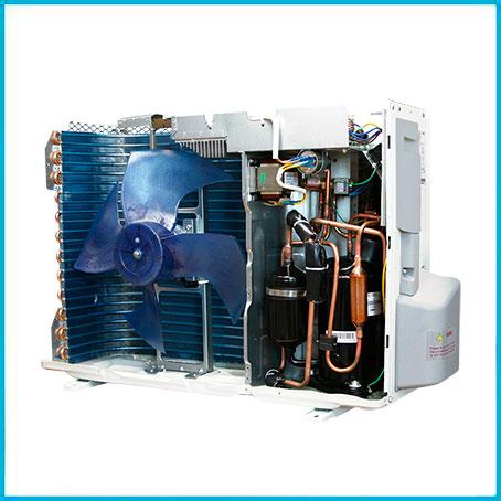 Ремонт компрессора бытового кондиционера