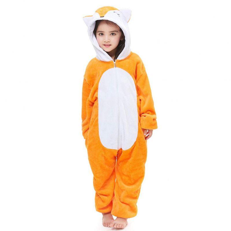 Детская Пижама Кигуруми Лиса