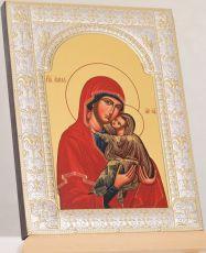 Икона Анна мать Пресвятой Богородицы (18х24см)